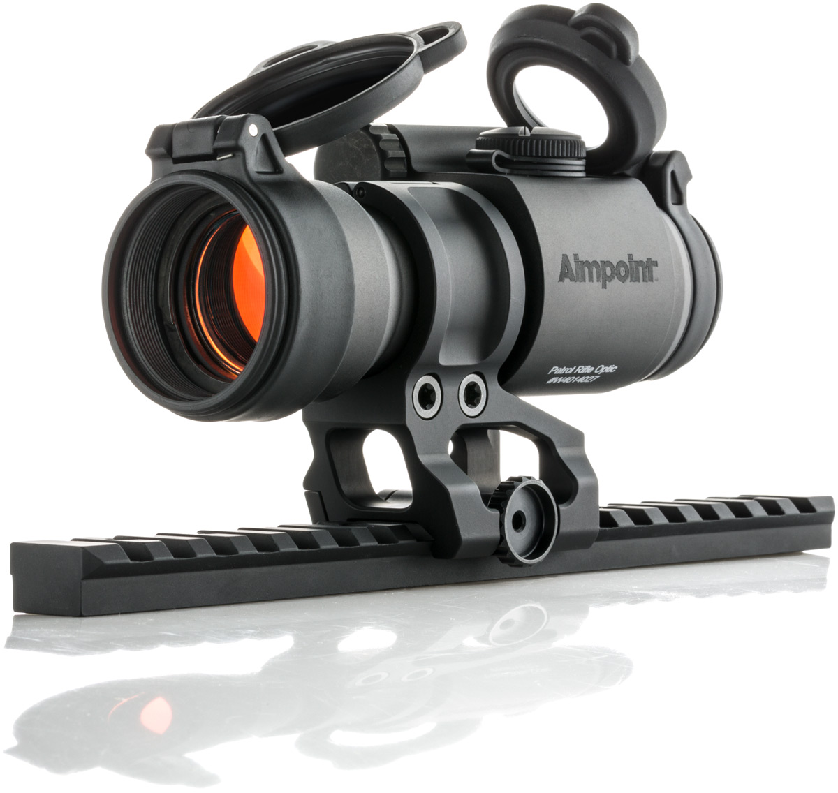 scalarworks aimpoint pro 1 3 co witness mount