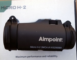 Aimpoint H-2 2MOA W/NO MOUNT