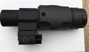 Aimpoint 6XMag-1 Magnifier W/ 39mm Flip Mount & Twist Mount base