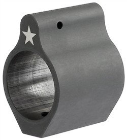 BCM Low Profile Gas Block (steel with set screws)