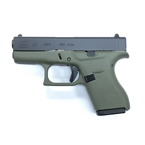 Glock 42 Battlefield Green