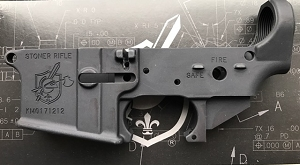 Knights Armament Stripped Lower Receiver