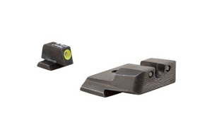 SW M&P HD Night Sights Yellow