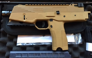 B&T TP9 Pistol TAN