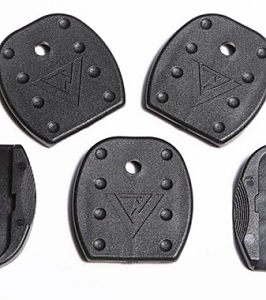 Vickers Tactical Magazine Floor Plates (Black)