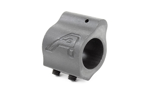 Aero Precision .625 Low Profile Gas Block W/Aero Logo