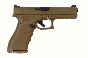 GLOCK 17 RTF2 VICKERS 9MM FDE Limited Edition
