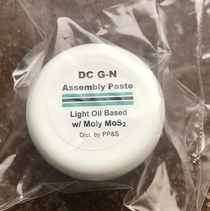 DOW CORNING MOLYKOTE 1oz G-N Metal Assembly Paste