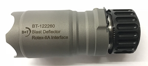 B&T Blast Deflector ROTEX-IIA Interface