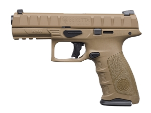 Beretta APX Full Size 9mm FDE 17rd Mag