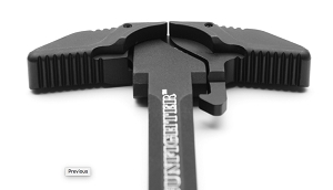 BCM Gunfighter AMBI Charging Handle 5.56 MOD 3X3