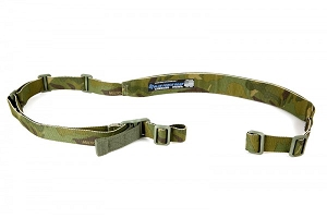 Padded Vickers Combat Applications Sling, Nylon Adjuster and Hardware