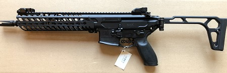 "SIG SAUER MCX SBR 11.5"" 5.56X45MM THIN FOLDING STOCK"