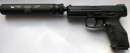hk vp9 tactical w b t hk vp9 suppressor