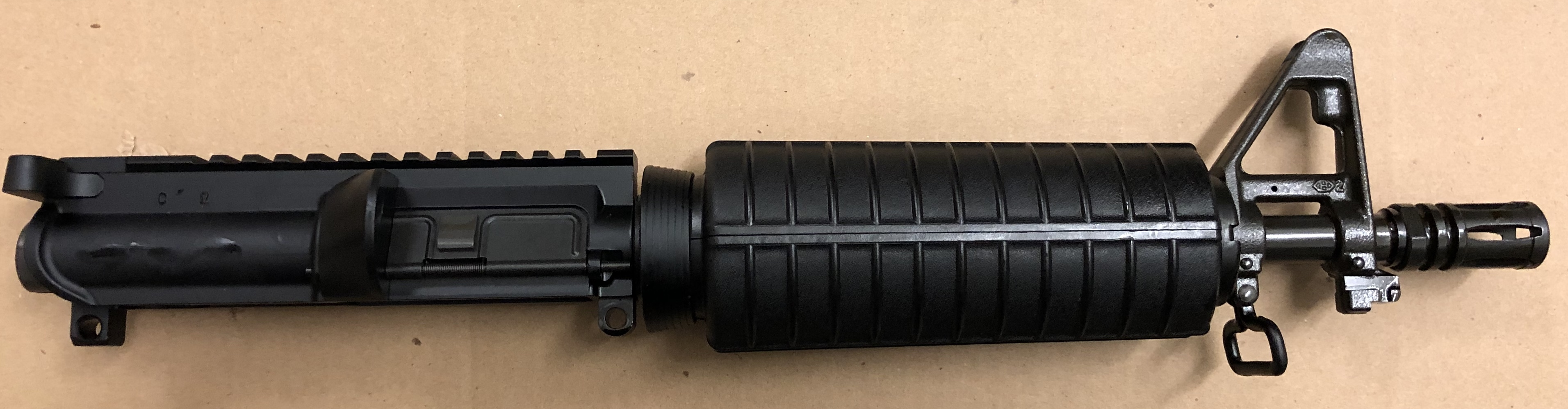 Colt 10 5 9mm SMG Complete Upper