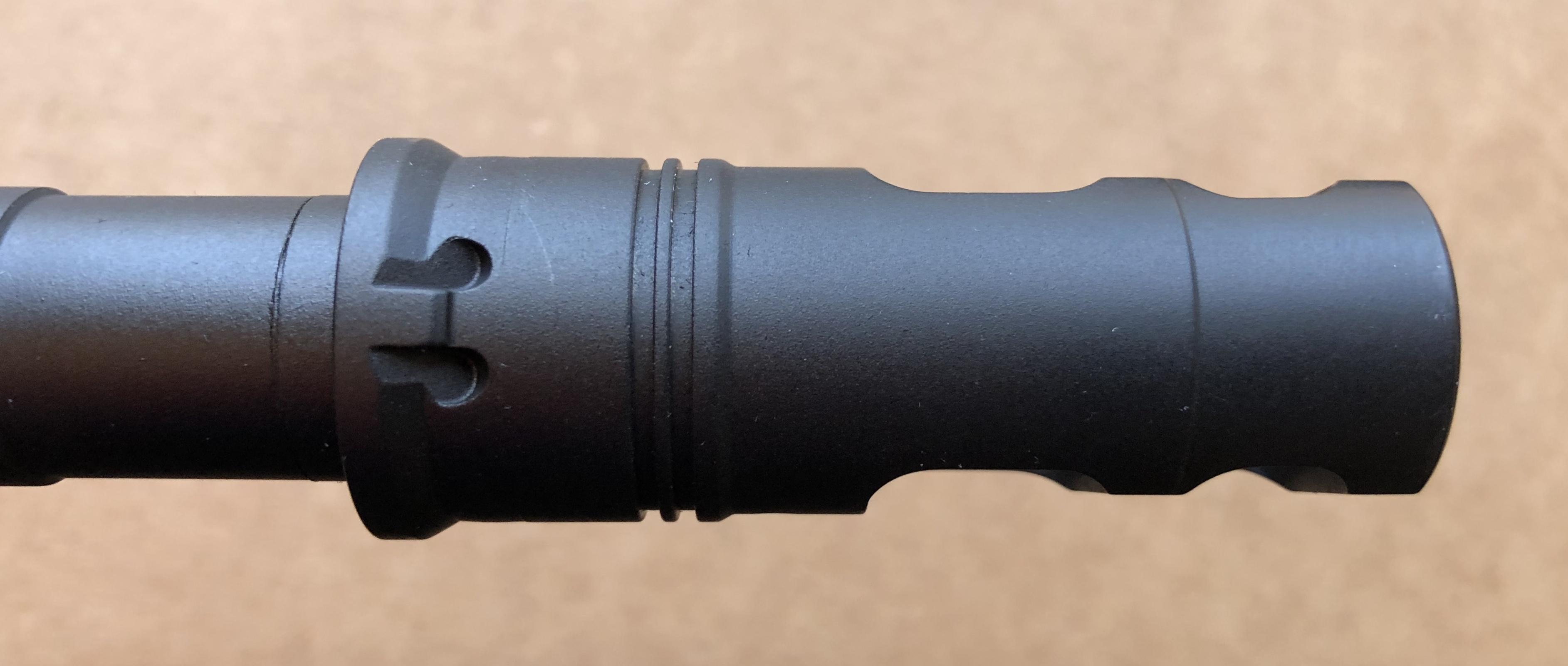 Colt 14 5 SOCOM Upper Pinned SF MB