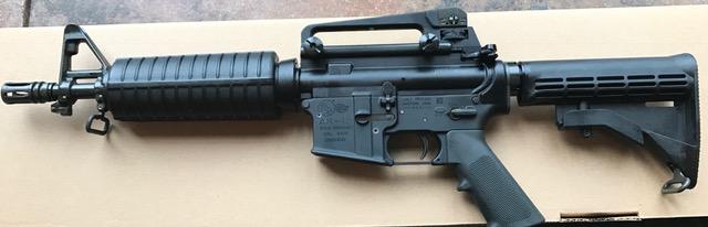 Colt 9mm SBR 10 5