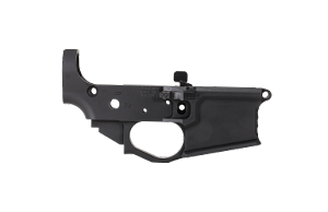Seekins Precision Lower Receiver SBA15 Billet