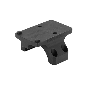 Reptilia ROF-90 FOR 30MM GEISSELE SUPER PRECISION MOUNT & TRIJICON RMR Holosun Black