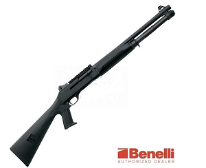 Benelli LE M4 7+1 Ghost Ring sights Pistol Grip