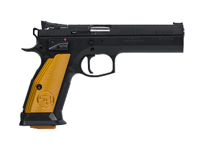 CZ 75 Tactical Sport Orange 9mm Pistol 20 Round