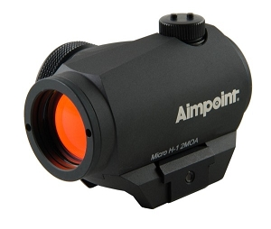 Aimpoint H-1 2MOA MICRO W/ MOUNT