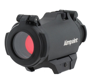 Aimpoint H-2 2MOA W/ MOUNT