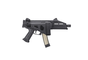 SB Tactical CZ EVO Side Folding Stock Black