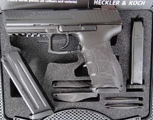 HK P30L LE V1 Light LEM 9mm NS 3 Mags
