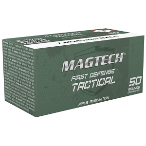 Magtech 7.62x51mm Ammo M80 Ball 147gr FMJ 400rd Case