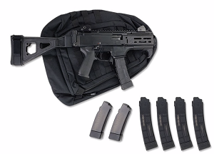 CZ Scorpion EVO 3 S2 9mm Pistol LE Package