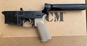 BCM Pistol Lower FDE