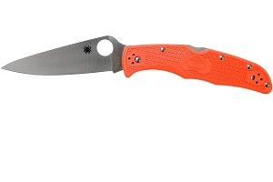 Spyderco Endura 4 Orange