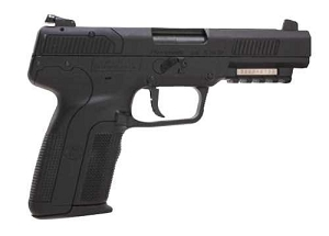 FN Five-seveN Pistol BLK three 20rd Mags