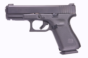 Glock G19M 9MM 15+1 AB AGENT SIGHTS