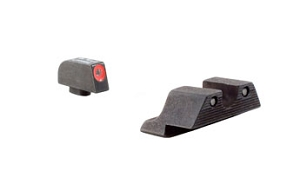 Glock HD Night Sights Orange  (Large Frame)