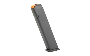 Glock GEN 5 24rd Magazine W/Orange Follower