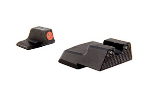 Trijicon HK P30 VP9 45C HD Night Sights Orange