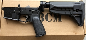 BCM Lower with A5 Receiver Extension