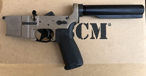 BCM GEN 1 Lower KG GunCoated Tan