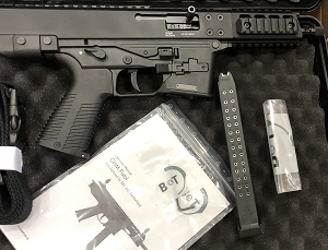 B&T GHM9 9mm Pistol GEN 2 W/Glock Lower