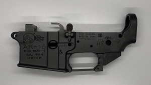 Colt LE6991 9mm Stripped Lower (SBR)