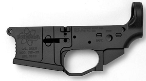 Mega Arms AR15 Billet Lower Ambi GTR-3S