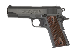 Colt 1911 Combat Commander 9mm BLUE