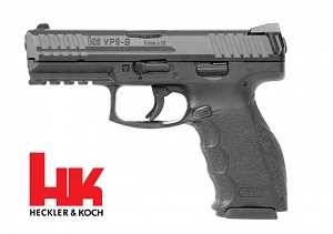 HK VP9-B W/2 15rds Mags