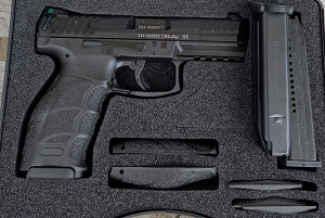 HK VP9 W/3 15rds Mags NS