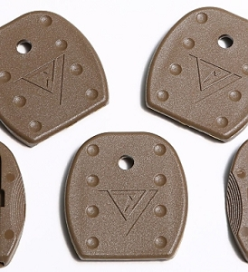 Vickers Tactical Magazine Floor Plates (FDE)