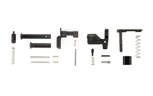 Aero Precision M5 .308 Lower Parts Kit, Minus FCG/Trigger Guard/Pistol Grip