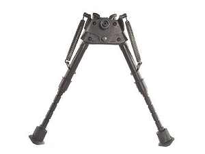 Harris Bipod BRMS 6-9 Notched Legs Swivel