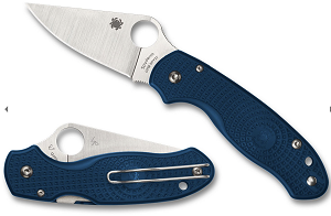 Spyderco Para 3 Lightweight Folding Knife 2.92